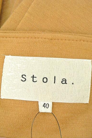 Stola.(ストラ)の古着「ノーカラーダブルボタンジャケット(ジャケット)」大画像6へ