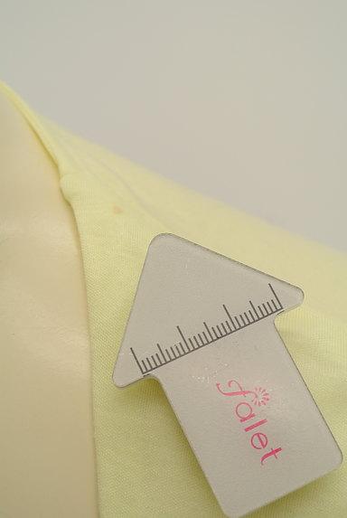 COUP DE CHANCE(クードシャンス)の古着「七分袖シンプルTシャツ(Tシャツ)」大画像5へ