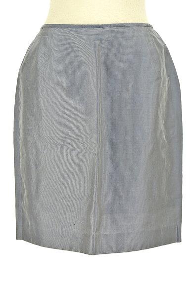 Paul Smith(ポールスミス)の古着「膝上丈光沢セミタイトスカート(スカート)」大画像1へ