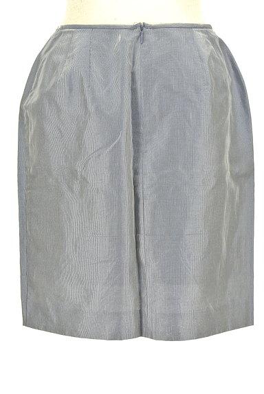 Paul Smith(ポールスミス)の古着「膝上丈光沢セミタイトスカート(スカート)」大画像2へ