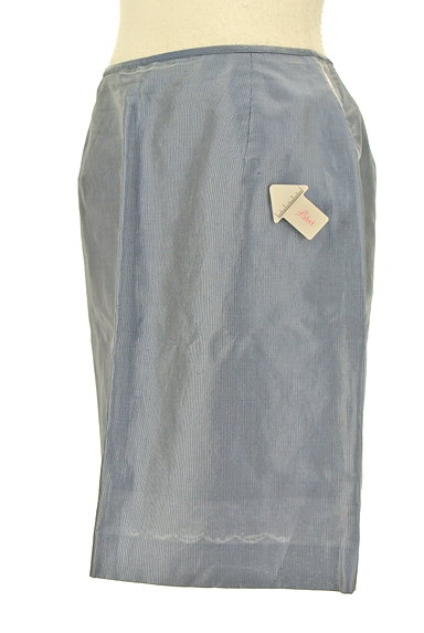 Paul Smith(ポールスミス)の古着「膝上丈光沢セミタイトスカート(スカート)」大画像4へ