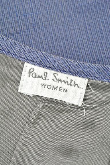 Paul Smith(ポールスミス)の古着「膝上丈光沢セミタイトスカート(スカート)」大画像6へ
