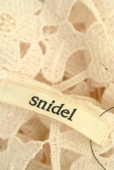 Snidel(スナイデル)レディース コンビネゾン・オールインワン PR10228964大画像6へ