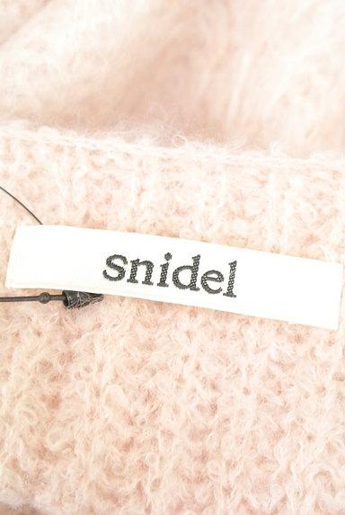 Snidel(スナイデル)レディース ニット PR10228981大画像6へ