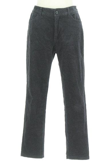 SM2(サマンサモスモス)の古着「コーデュロイストレートパンツ(パンツ)」大画像1へ