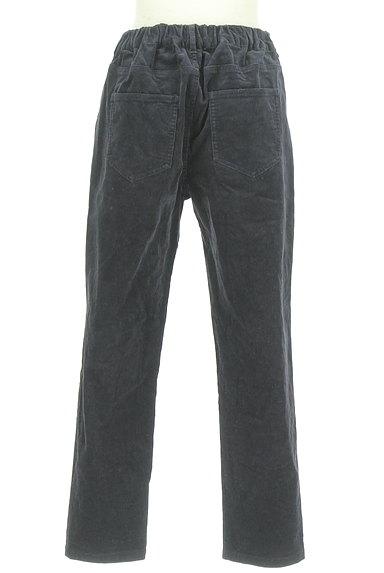 SM2(サマンサモスモス)の古着「コーデュロイストレートパンツ(パンツ)」大画像2へ