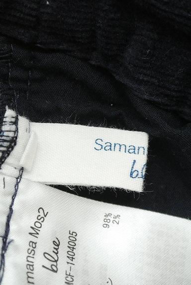 SM2(サマンサモスモス)の古着「コーデュロイストレートパンツ(パンツ)」大画像6へ