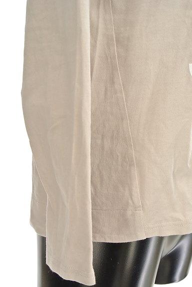 OSMOSIS(オズモーシス)の古着「ロゴプリントくすみカットソー(カットソー・プルオーバー)」大画像5へ