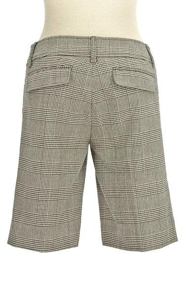 LE SOUK(ルスーク)の古着「チェック柄ウールハーフパンツ(ショートパンツ・ハーフパンツ)」大画像2へ