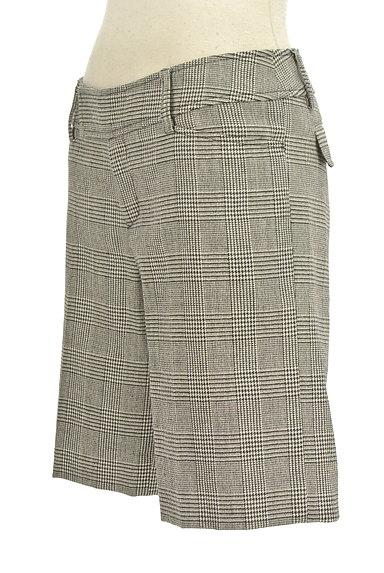 LE SOUK(ルスーク)の古着「チェック柄ウールハーフパンツ(ショートパンツ・ハーフパンツ)」大画像3へ