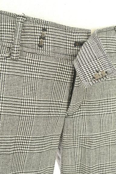 LE SOUK(ルスーク)の古着「チェック柄ウールハーフパンツ(ショートパンツ・ハーフパンツ)」大画像4へ