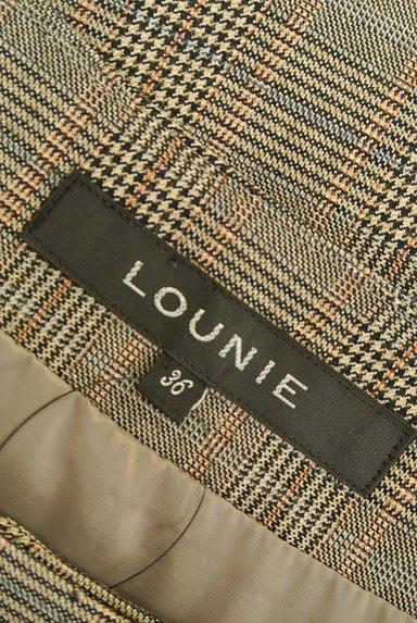 LOUNIE(ルーニィ)の古着「(ワンピース・チュニック)」大画像6へ