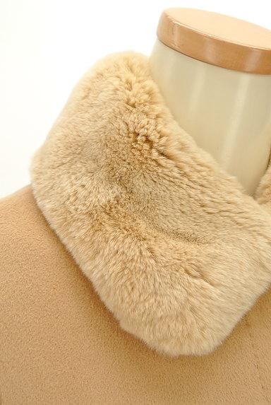7-ID concept(セブンアイディーコンセプト)の古着「襟ファーミドル丈ウールコート(コート)」大画像4へ