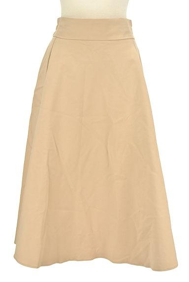 FRAY I.D(フレイアイディー)の古着「ハイウエストミモレ丈スカート(スカート)」大画像1へ