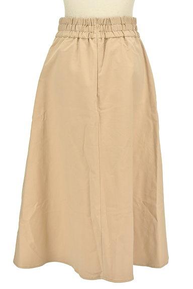 FRAY I.D(フレイアイディー)の古着「ハイウエストミモレ丈スカート(スカート)」大画像2へ