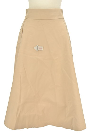FRAY I.D(フレイアイディー)の古着「ハイウエストミモレ丈スカート(スカート)」大画像4へ