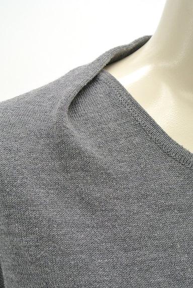 SunaUna(スーナウーナ)の古着「肩デザインパフスリーブニット(ニット)」大画像4へ