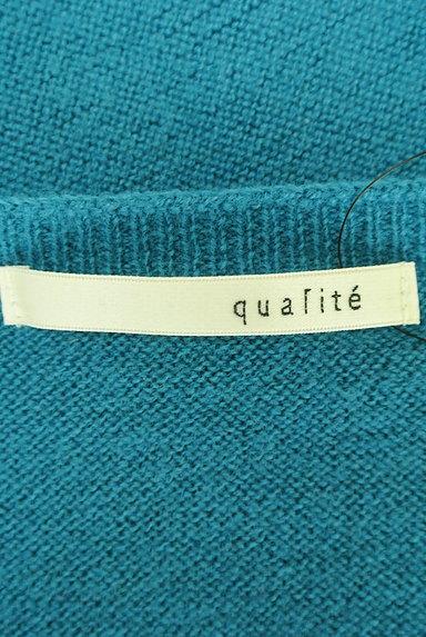 qualite(カリテ)の古着「(ニット)」大画像6へ