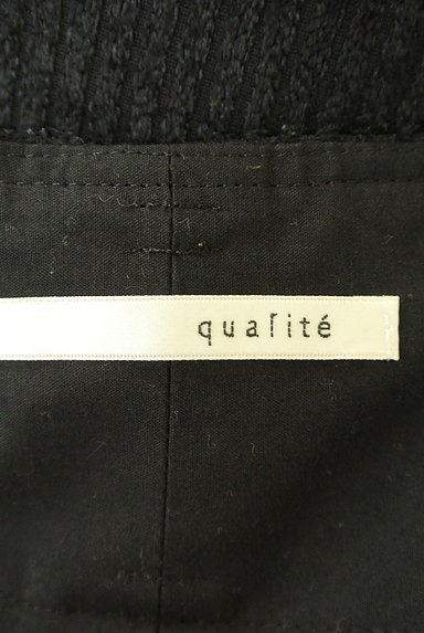 qualite(カリテ)の古着「コーデュロイワイドパンツ(パンツ)」大画像6へ