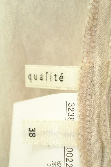 qualite(カリテ)レディース パンツ PR10229222大画像6へ