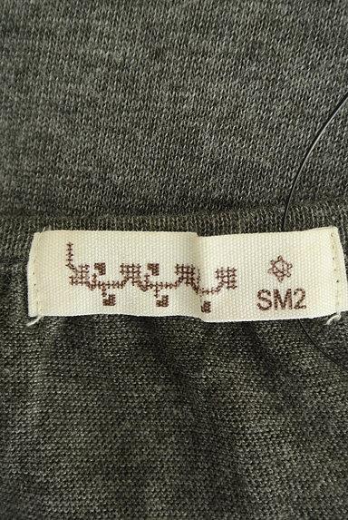 SM2(サマンサモスモス)レディース カットソー・プルオーバー PR10229258大画像6へ