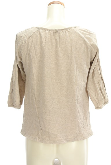SM2(サマンサモスモス)の古着「7分袖フレアカットソー(カットソー・プルオーバー)」大画像2へ