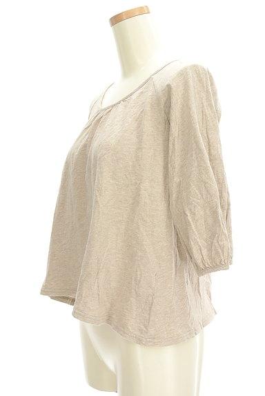 SM2(サマンサモスモス)の古着「7分袖フレアカットソー(カットソー・プルオーバー)」大画像3へ