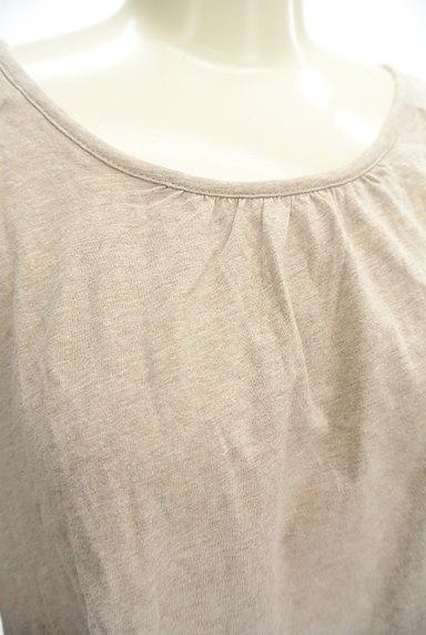 SM2(サマンサモスモス)の古着「7分袖フレアカットソー(カットソー・プルオーバー)」大画像4へ