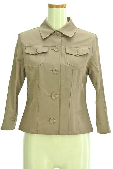 KUMIKYOKU(組曲)の古着「7分袖シャツ風ジャケット(ジャケット)」大画像1へ