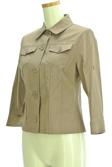 KUMIKYOKU(組曲)の古着「7分袖シャツ風ジャケット(ジャケット)」大画像3へ