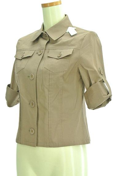 KUMIKYOKU(組曲)の古着「7分袖シャツ風ジャケット(ジャケット)」大画像4へ