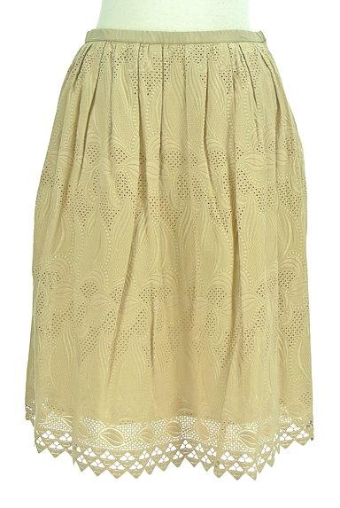 23区(23ク)の古着「スカラップ総刺繍スカート(スカート)」大画像1へ