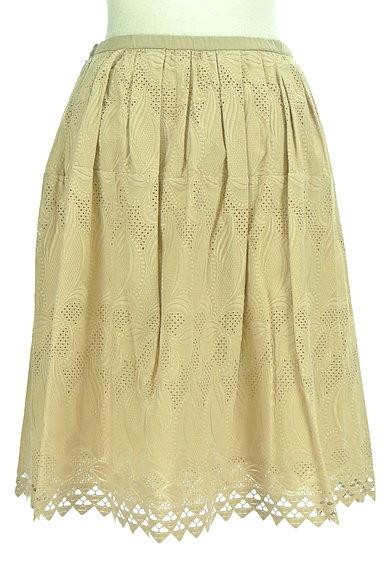23区(23ク)の古着「スカラップ総刺繍スカート(スカート)」大画像2へ