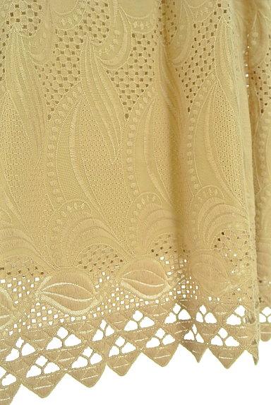 23区(23ク)の古着「スカラップ総刺繍スカート(スカート)」大画像5へ