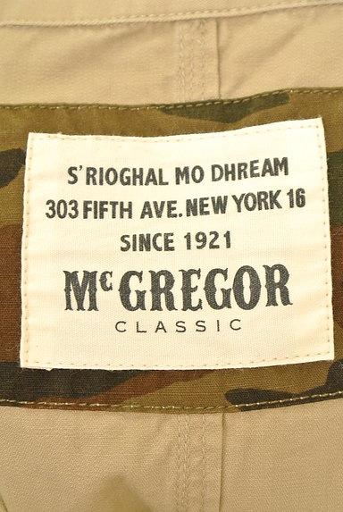 McGREGOR(マックレガー)の古着「コットンカジュアルシャツ(ジャケット)」大画像6へ