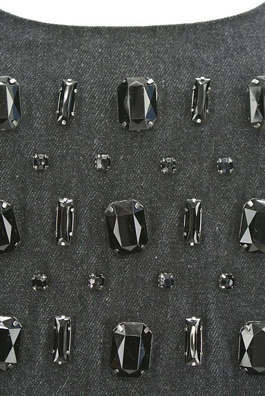 RESEXXY(リゼクシー)の古着「ビジューミニキャミワンピ(キャミワンピース)」大画像4へ