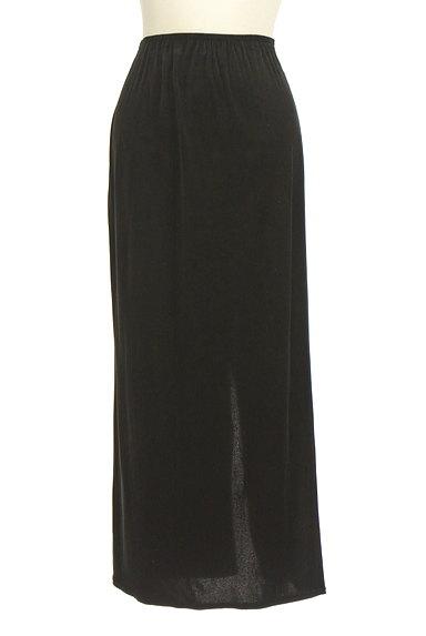 ITALIYA(伊太利屋)の古着「ベロアタイトロングスカート(ロングスカート・マキシスカート)」大画像1へ