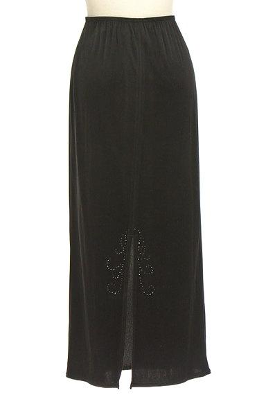 ITALIYA(伊太利屋)の古着「ベロアタイトロングスカート(ロングスカート・マキシスカート)」大画像2へ