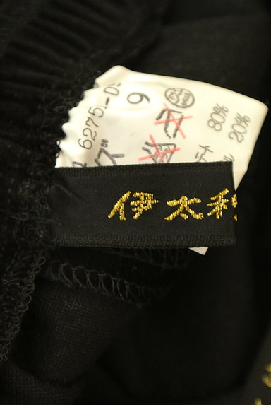 ITALIYA(伊太利屋)の古着「ベロアタイトロングスカート(ロングスカート・マキシスカート)」大画像6へ
