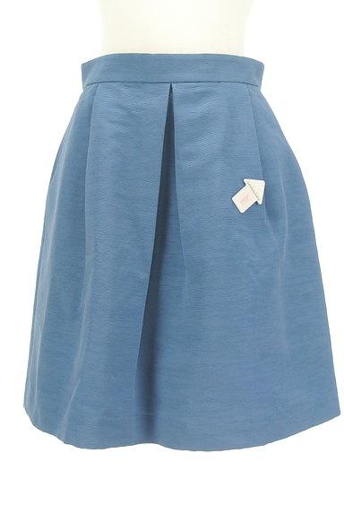 Tiara(ティアラ)の古着「ハイウエストタックフレアスカート(スカート)」大画像4へ