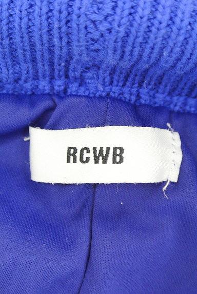 RODEO CROWNS(ロデオクラウン)の古着「ミックスニットミニスカート(ミニスカート)」大画像6へ