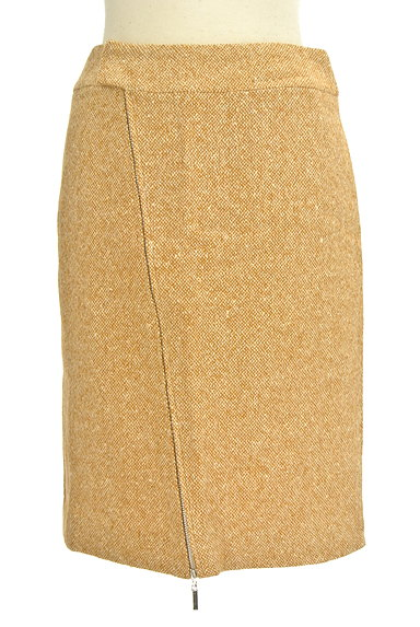MK MICHEL KLEIN(エムケーミッシェルクラン)の古着「フロントスリットタイトスカート(スカート)」大画像1へ