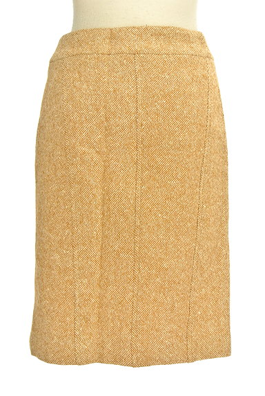 MK MICHEL KLEIN(エムケーミッシェルクラン)の古着「フロントスリットタイトスカート(スカート)」大画像2へ
