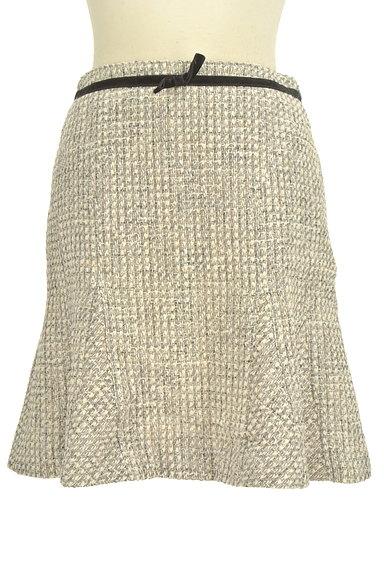KarL Park Lane(カールパークレーン)の古着「ツイードマーメードスカート(ミニスカート)」大画像1へ