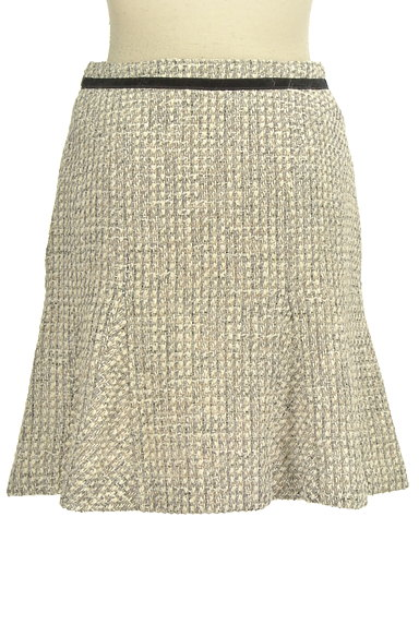 KarL Park Lane(カールパークレーン)の古着「ツイードマーメードスカート(ミニスカート)」大画像2へ