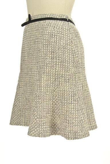 KarL Park Lane(カールパークレーン)の古着「ツイードマーメードスカート(ミニスカート)」大画像3へ