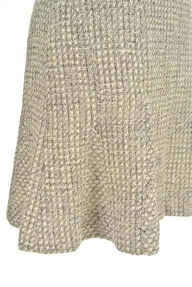 KarL Park Lane(カールパークレーン)の古着「ツイードマーメードスカート(ミニスカート)」大画像5へ