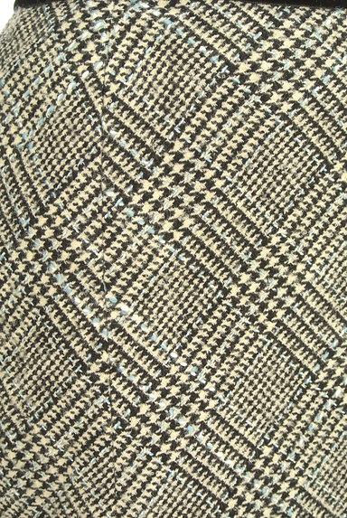 KarL Park Lane(カールパークレーン)の古着「千鳥柄セミマーメードスカート(スカート)」大画像4へ