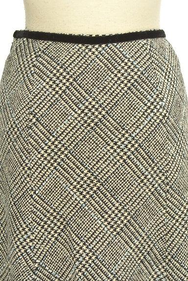 KarL Park Lane(カールパークレーン)の古着「千鳥柄セミマーメードスカート(スカート)」大画像5へ