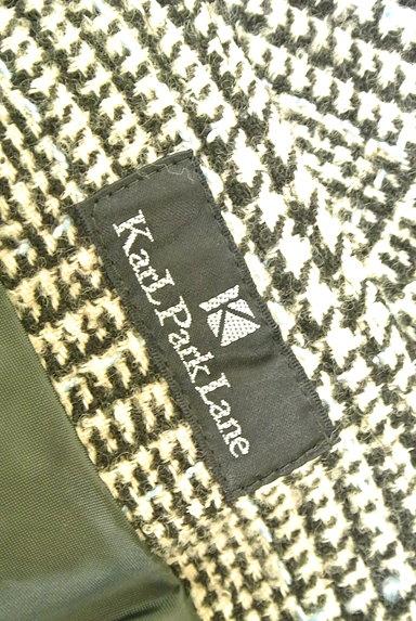 KarL Park Lane(カールパークレーン)の古着「千鳥柄セミマーメードスカート(スカート)」大画像6へ